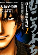 【1-5セット】むこうぶち 高レート裏麻雀列伝(近代麻雀コミックス)