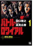 【1-5セット】バトル・ロワイアル(ヤングチャンピオン・コミックス)