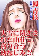 【全1-3セット】大雪に閉ざされた山荘で、貪り合う幼なじみ!?(アネ恋♀宣言)