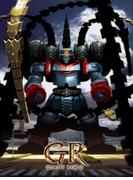 【21-25セット】GR -GIANT ROBO-