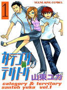 【6-10セット】カテゴリテリトリ(ヤングキング)