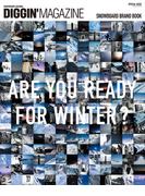 DIGGIN' MAGAZINE SPECIAL ISSUE SNOWBOARD BRAND BOOK(サンエイムック)
