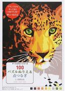 100パズルぬりえ&点つなぎ 2 多彩な色 (アートセラピーシリーズ)