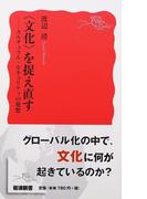 〈文化〉を捉え直す カルチュラル・セキュリティの発想 (岩波新書 新赤版)(岩波新書 新赤版)