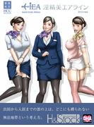 【全1-2セット】割高航空淫精美エアライン(KATTS)