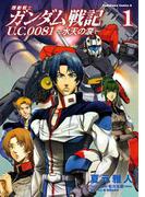 【全1-4セット】機動戦士ガンダム戦記 U.C.0081―水天の涙―(角川コミックス・エース)