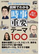 図解でわかる時事重要テーマ100 業界・企業研究にも使える 2017年度版 (日経就職シリーズ)(日経就職シリーズ)