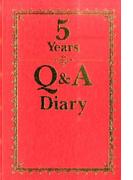 5Years Q&A Diary 改訂新版 1日1問5年日記