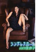 山口佳奈子 シンデレラガール【image.tvデジタル写真集】(デジタルブックファクトリー)