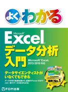【期間限定価格】よくわかるExcelデータ分析入門 Excel 2013/2010対応