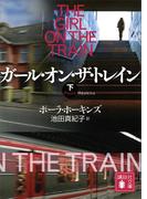 ガール・オン・ザ・トレイン(下)(講談社文庫)