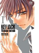 【全1-2セット】KEY JACK TEENAGE EDITION(ボニータコミックス)