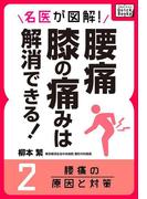 名医が図解! 腰痛・膝の痛みは解消できる! (2) 腰痛の原因と対策(impress QuickBooks)