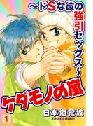 【全1-2セット】ケダモノの嵐~ドSな彼の強引セックス~(BL宣言)