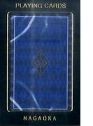 PREMIUMトランプ 青
