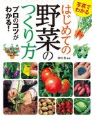 写真でわかる はじめての野菜のつくり方 プロのコツがわかる!
