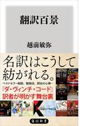 翻訳百景(角川新書)