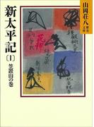 【全1-5セット】新太平記(山岡荘八歴史文庫)