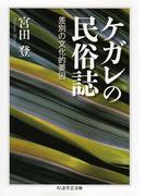 ケガレの民俗誌 ――差別の文化的要因(ちくま学芸文庫)
