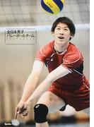 全日本男子バレーボールチームPHOTOBOOKコートの貴公子たち