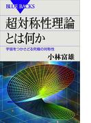 超対称性理論とは何か 宇宙をつかさどる究極の対称性(ブルー・バックス)