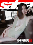 red leaves 小林恵美COVER DX [sabra net e-Book](sabra net)