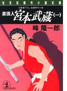【全1-10セット】素浪人 宮本武蔵(光文社文庫)