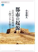 【期間限定価格】都市の起源 古代の先進地域=西アジアを掘る(講談社選書メチエ)