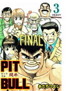 PIT BULL‐闘牛‐ 3 HEAVY(マンガの金字塔)