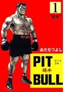 【全1-3セット】PIT BULL‐闘牛‐(マンガの金字塔)