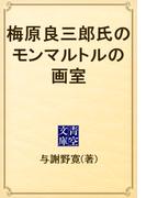 梅原良三郎氏のモンマルトルの画室(青空文庫)