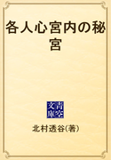 各人心宮内の秘宮(青空文庫)