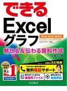 できるExcelグラフ 魅せる&伝わる資料作成に役立つ本 2016/2013/2010対応(できるシリーズ)