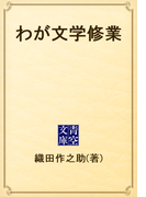 わが文学修業(青空文庫)