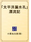 「太平洋漏水孔」漂流記(青空文庫)