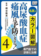 名医がカラー図解! 高尿酸血症・痛風は予防できる! (4) 専門医での診断と治療(impress QuickBooks)