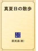 真夏日の散歩(青空文庫)