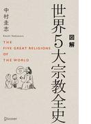 図解世界5大宗教全史
