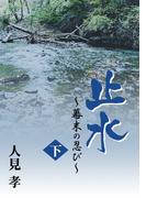 止水-幕末の忍び- 下(A-WAGON文庫)