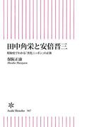 田中角栄と安倍晋三 昭和史でわかる「劣化ニッポン」の正体(朝日新書)