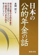 日本の公的年金の話