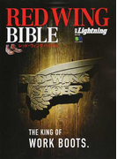 別冊ライトニングvol.156 RED WING BIBLE