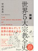 【期間限定価格】図解 世界5大宗教全史
