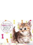 ずっといっしょ。子猫カレンダー2017