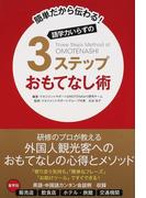 簡単だから伝わる!語学力いらずの3ステップおもてなし術