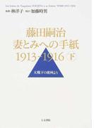 藤田嗣治 妻とみへの手紙1913−1916 下 大戦下の欧州より
