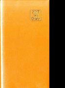 2017 W's Diary 和田裕美の営業手帳 2017(オレンジ)