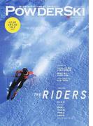 POWDERSKI 2017 (ブルーガイド・グラフィック Ski PLUS)