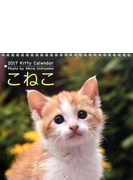 カレンダー '17 こねこ