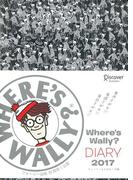Where's Wally? Diary 2017